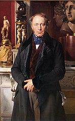 Portrait de James-Alexandre, Comte de Pourtalès-Gorgier