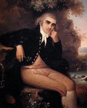 Giovanni Battista Brocchi - Image: Portrait Giambattista Brocchi
