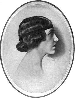 Portrait of Mary Borden