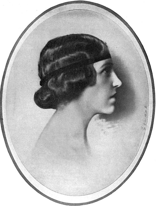 Portrait of Mary Borden