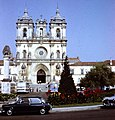 Portugal Early 1970s Alcobaca Church (50871546437).jpg
