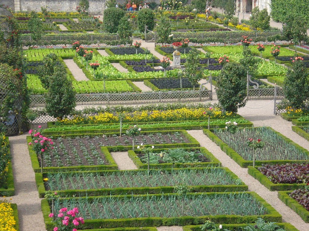 Edwardian Garden Design Ideas