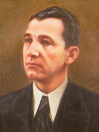 León Cortés Castro - Image: Povedano León Cortés Castro, pte CR