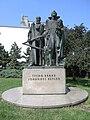 Praha, Hradčany - Tycho Brahe a Johannes Kepler.jpg