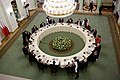 President Barack Obama has dinner with Polish President Bronislaw Komorowski and central and eastern European leaders at the Presidential Palace in Warsaw, Poland.jpg