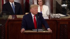 File:President Trump Delivers the State of the Union Address 2020.webm