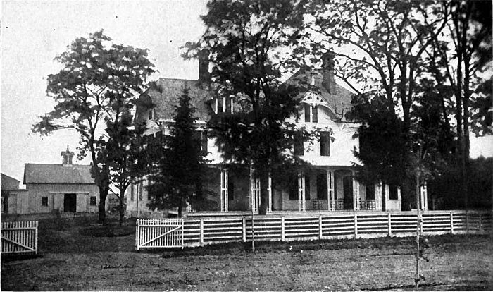 Presidents James A Garfield home Mentor Ohio.jpg
