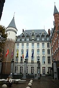 Prinsenhof, grafelijke residentie (1) - Prinsenhof 8 - Brugge - 29612.JPG