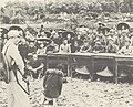 Prior to execution in China in the early 1950s, from- Real Story of Red China Land Reform - NARA - 5730064 (cropped).jpg