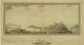 Prise de l'isle de la Grenade. avec la Vüe de l'Attaque du Fort du Morne de l'Hopital, emporté d'Assaut par les Troupes du Roy le 4 Juillet 1779.png