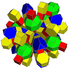 Prismatorhombated tesseract net.png