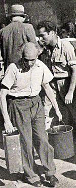 Resultado de imagen de Jerusalén asediada 1947