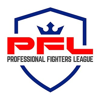 Professional Fighters League - Image: Professional Fighters League Primary Logo