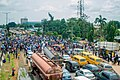 Protesters at the endSARS protest in Lagos, Nigeria 81.jpg
