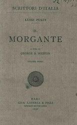 Luigi Pulci: Il Morgante