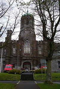 Quadrangle, National University of Ireland, Galway.jpg