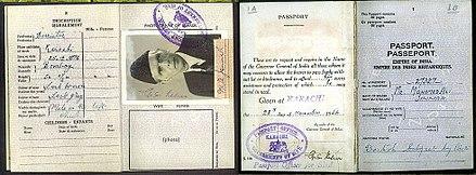 Indian passport - Wikipedia
