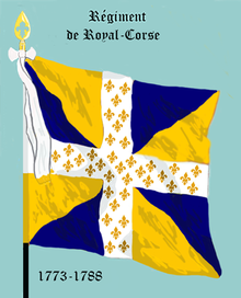 Image illustrative de l'article Régiment Royal-Corse