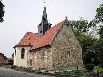 Rötgesbüttel - Lutheran church in Rötgesbüttel