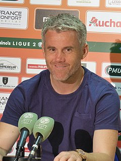 Mickaël Landreau French association football player and manager