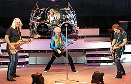 REO Speedwagon in 2010