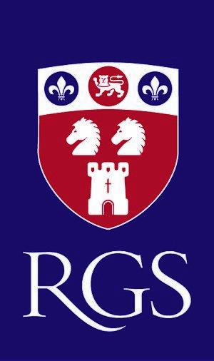Royal Grammar School, Newcastle upon Tyne - Image: RGS Logo