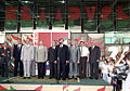 RIAN archive 671133 Opening of Exhibition Belarus-2001 at all-Russian exhibition centre.jpg
