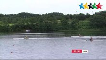 চিত্র:ROWING Women's Single Sculls Final - 28th Summer Universiade 2015 Gwangju.webm