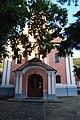 RO BV Brașov Biserica evanghelică din Obervorstadt 4.JPG