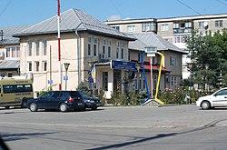 RO PH Boldesti-Scaeni new town hall 01.jpg