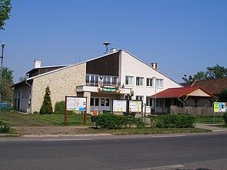 Račice (Litoměřice District) - Municipal office