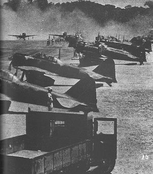 Вторая мировая война война на тихом