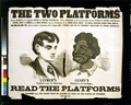 "Racist poster ""The two platforms"", 1886.tif"