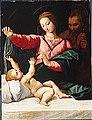 Raffaello (d'après) - LA MADONNE DE LORETTE, Louvre.jpg