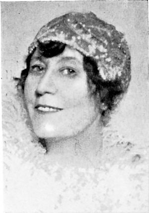 Wettergreen, Ragna (1864-1958)