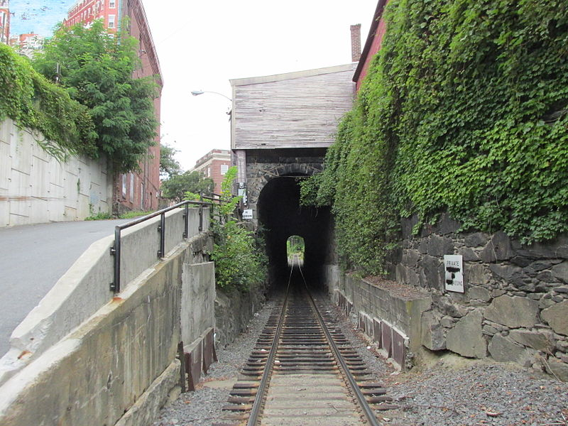 Bellows Falls (VT) United States  City new picture : Railroad tunnel, Bellows Falls VT Wikipedia