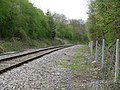 Railway track towards Ashby de la Zouch - geograph.org.uk - 797423.jpg