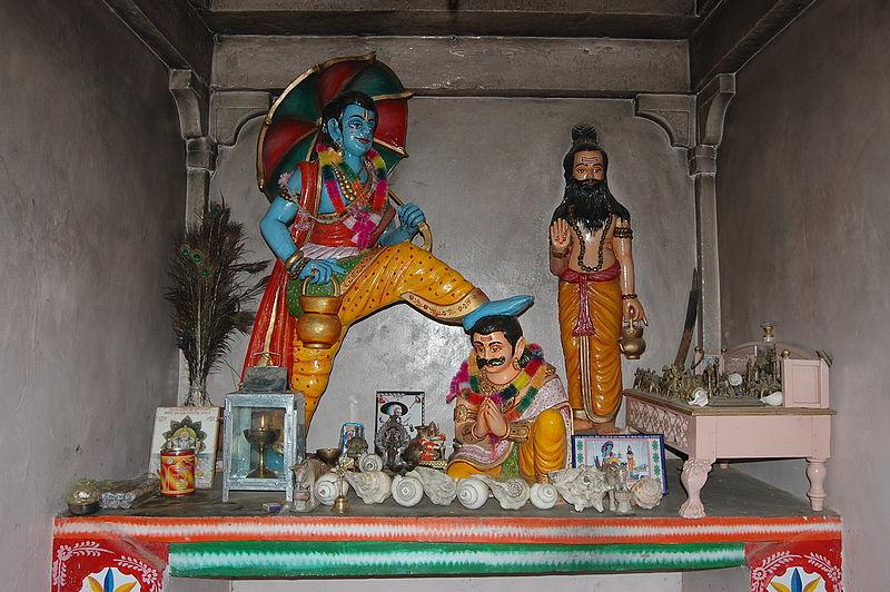Raja Bali Temple Bilara. Wiki Commons