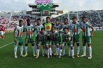 Raja Club Athletic 2010-2011