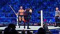 Randy Orton v Kane at Smackdown taping in London 17th April 2012 (dark match) (7282779230).jpg
