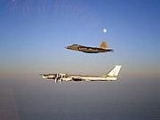 Raptor and TU-95