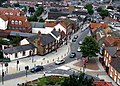 Rayleigh High Street viewed from Holy Trinity Church Tower - geograph.org.uk - 969129.jpg
