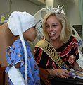 Rebecca Robinson-Miss Texas 2008-Wilford Hall Medical Center April 24, 2009.jpg