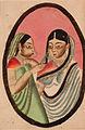 Recto- Two courtesans; verso- Odalisque (6125147660).jpg