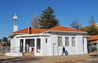 Red Cliffs, Victoria - Post office