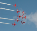 Red Arrows at the 2006 Hoylake lifeboat open day.png
