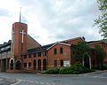 Redhill Methodist Church and Centre, Gloucester Road, Redhill (June 2013).JPG