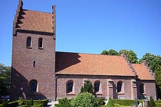 Høje-Taastrup Municipality - Reerslev Church