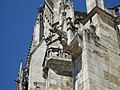 Regensburger Dom, Suedfassade, Wasserspeier 1 c.jpg