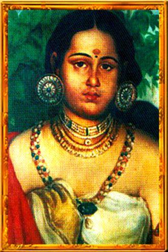 Gowri Parvati Bayi - Image: Regent maharani Gowri Parvathi Bayi